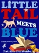 Little Tail meets Blue, Happy Friends Book 3