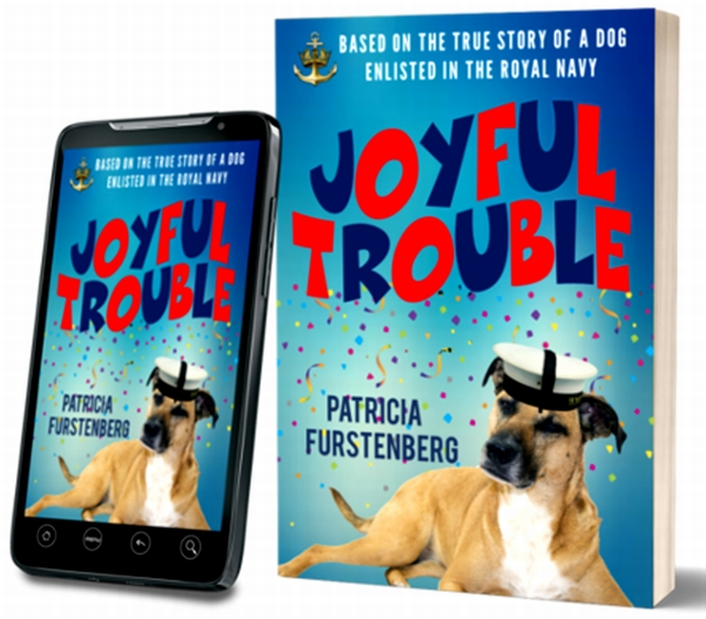 Joyful Trouble by Patricia Furstenberg - Paperback and eBook