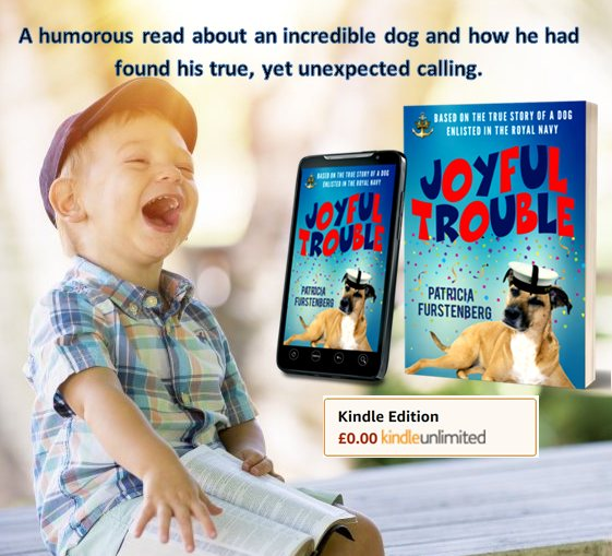 Joyful Trouble, fun, engaging. Read for free with Kindle Unlimited on Amazon only.