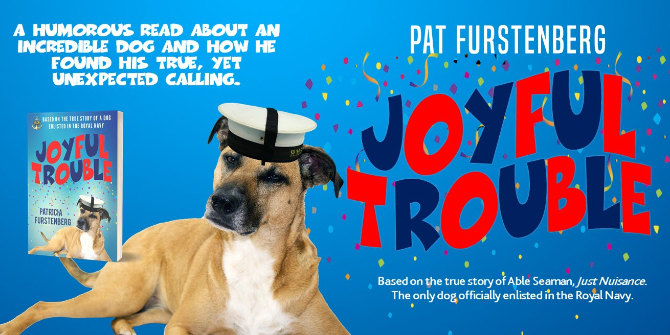 Joyful Trouble, a book that reads like a movie