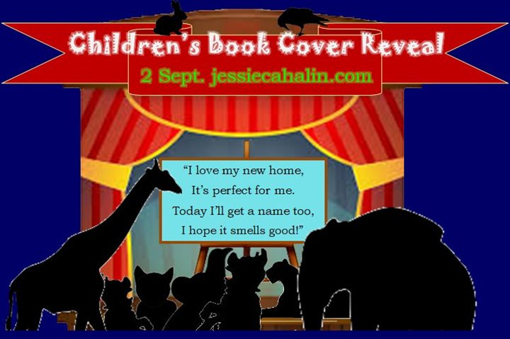 Children's Book Cover Reveal