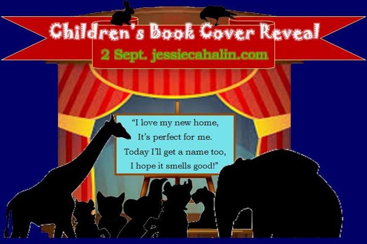 Children's Book Cover Reveal