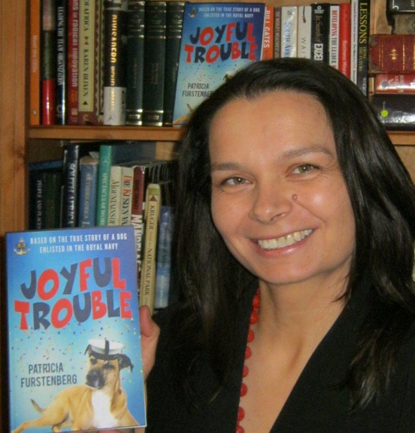 Bestselling Author Patricia Furstenberg