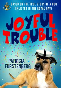 Joyful Trouble by Patricia Furstenberg, Cover by The Book Khaleesi