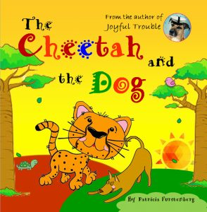 The Cheetah and the Dog, follow link to Amazon