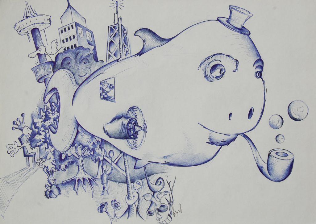 Whaleybubsinthecity, Heinrich Pelser