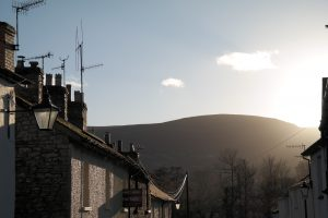Crickhowell, South Wales inspired Delfryn