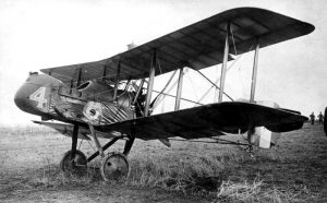 1915 british - Airco DH.2, a rugged and nimble design, helped to win back Allied air superiority by 1916 - source militaryhistory