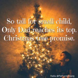 Christmas Tree and Saint Nicholas, two Christmas Haiku