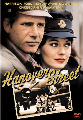 Movie Music Monday, Hanover Street, John Barry, Harrison Ford, Lesley-Anne Down via @PatFurstenberg #HanoverStreet #JohnBarry #HarrisonFord #WW2 #moviemusicmonday
