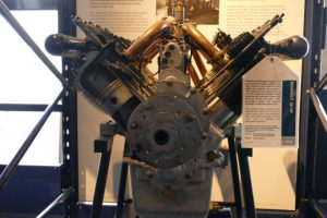 The Renault engine from which the 1A was developed - from warbirdtails.s
