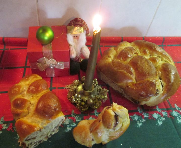 Festive Dessert for Christmas and Easter, Romanian Cozonac, a Sweet Bread Recipe, Reteta Cozonac