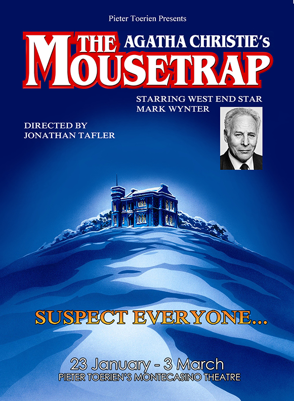 The Mousetrap by Agatha Christie, a Magical Theatre Experience and Why #KeepTheSecret via @PatFurstenberg
