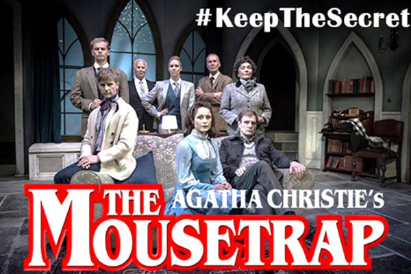 The Mousetrap by Agatha Christie, South African Theatre Production  @PieterToerien @Monte_Theatre