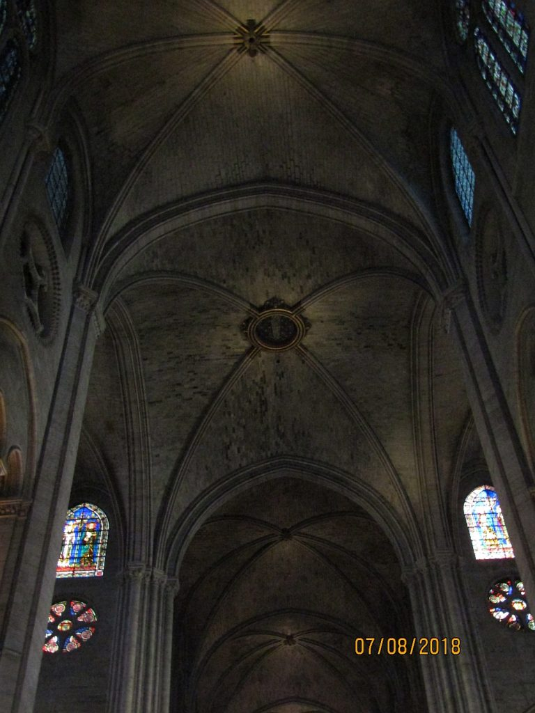 Notre Dame Cathedral ceiling main nave view 2 - photo by Lysandra Furstenberg.jpg