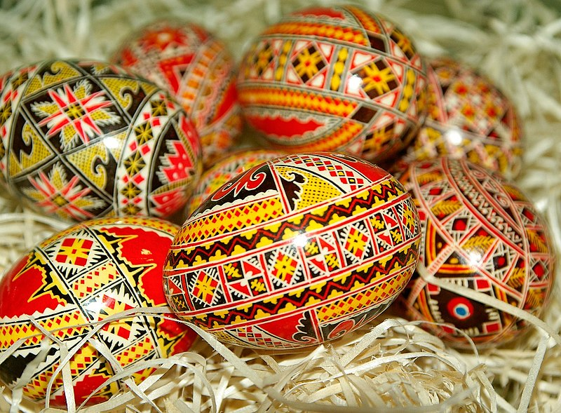 Easter eggs symbolism traditions