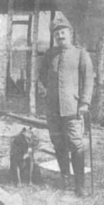 Amazing, True Stories of WW1 Dogs, Lest We Forget. Steif and Lieutenant von Wieland