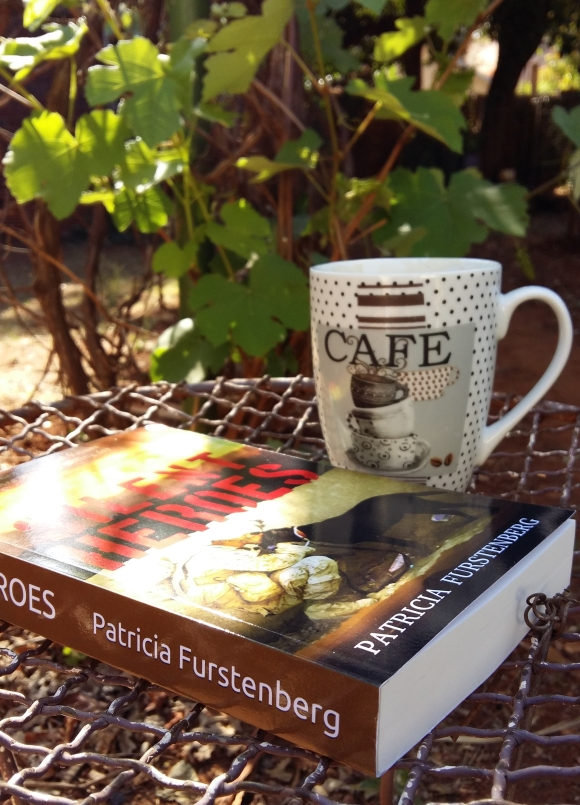 The simplest way to enjoy coffee? Pair it with an interesting book. Image by @PatFurstenberg