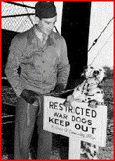 Dogs for Defense. Source, ww2dbase