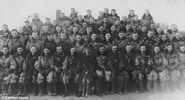 Antis, Colonel Bozdech and No. 311 Squadron RAF - Source Aviation Outlet