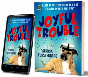 Joyful Trouble by Patricia Furstenberg - Paperback and eBook https://www.amazon.co.uk/dp/B07227P973 https://www.amazon.com/dp/B07227P973