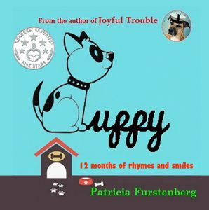 Puppy, 12 Months of Rhymes and Smiles - Paperback, eBook and Large Print