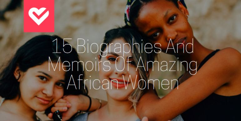 biographies, memoirs by women - three young women showing friendship and support for eachother