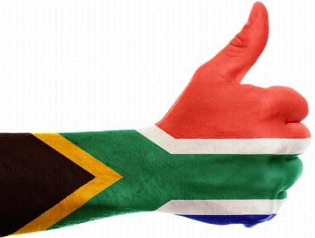 South Africa thumbs up - Afrikaans Idioms translated into English