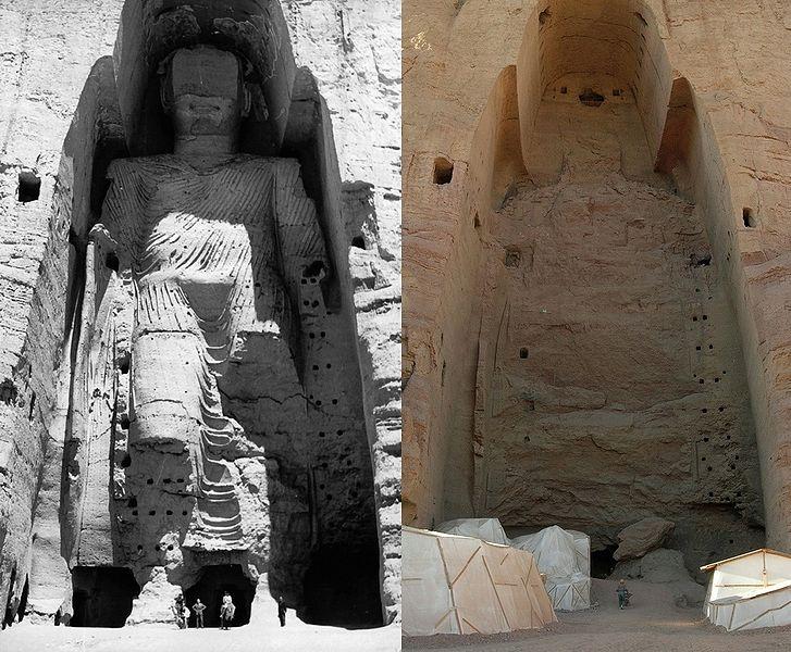 Bamiyan Buddhas Silent Heroes
