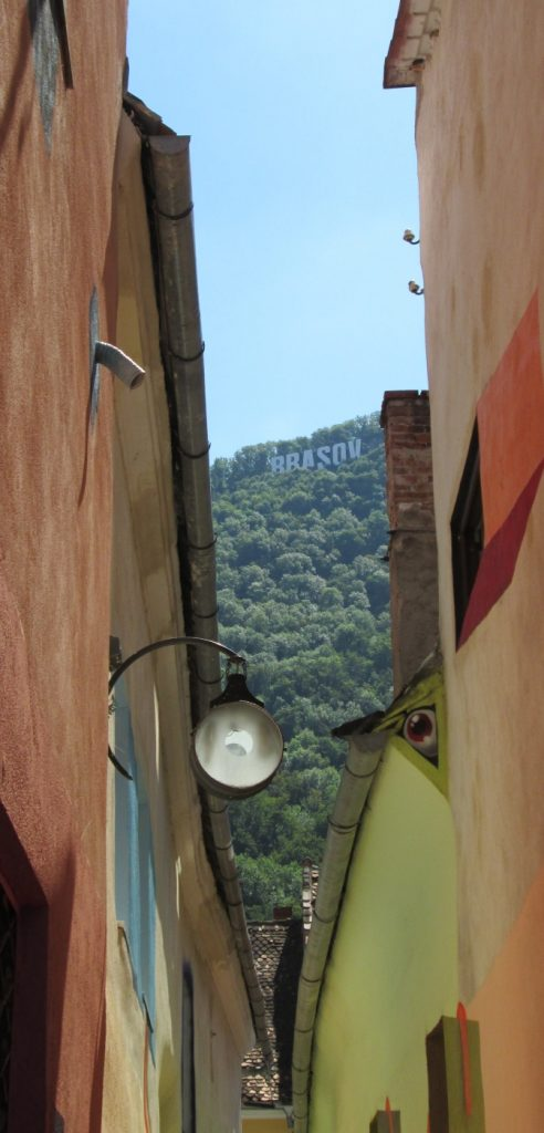 Why You Must Have Transylvania on Your Holiday Destinations List, Brasov, Strada Sforii, Rope Street