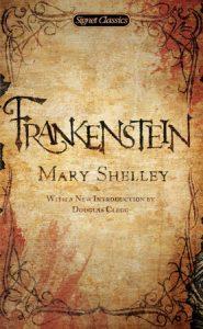 Frankenstein Marry Shelley