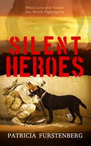 Silent Heroes - Patricia Furstenberg. historical contemporary fiction books, books history fiction dog