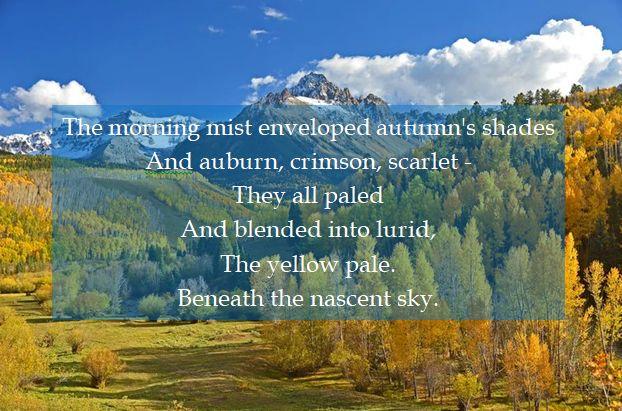 Lurid, Autumn's Gold