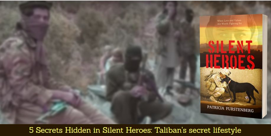 Taliban's secret lifestyle in their Hindu Kush hiding - too dangerous to be researched or shared