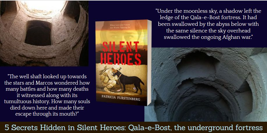 Qala-e-Bost fortress secrets andquote from Silent Heroes