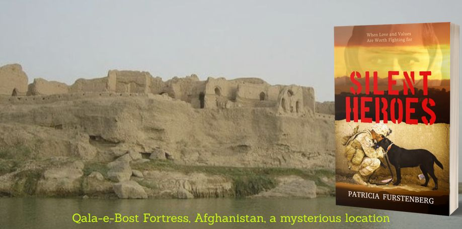 Qala-e-Bost fortress, Afghanistan, a mysterious location in Silent Heroes