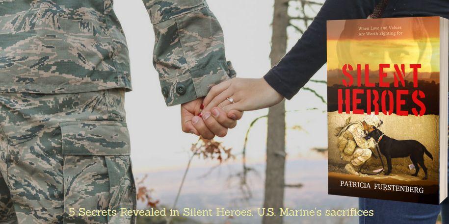 secrets revealed Marines sacrifices. family