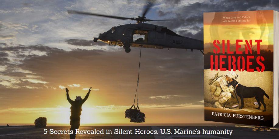 secrets revealed U.S. Marines Silent Heroes