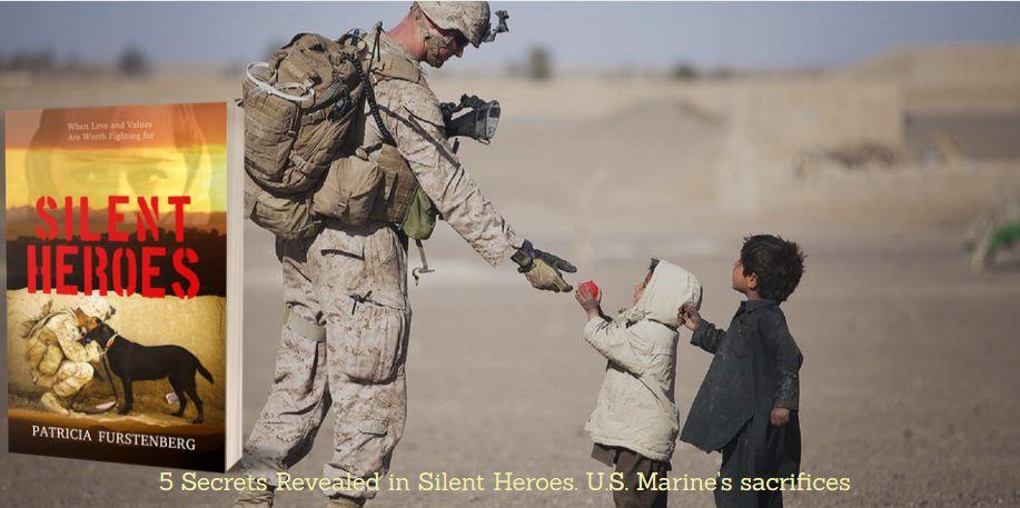 secrets revealed Marines sacrifices
