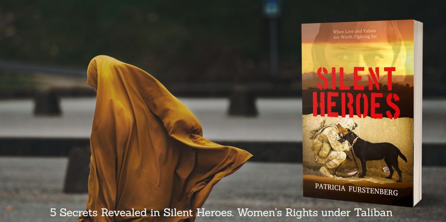 silent heroes women's rights Taliban