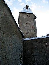 The Butchers' Tower. Medieval Sighsoara - Turnul Macelarilor