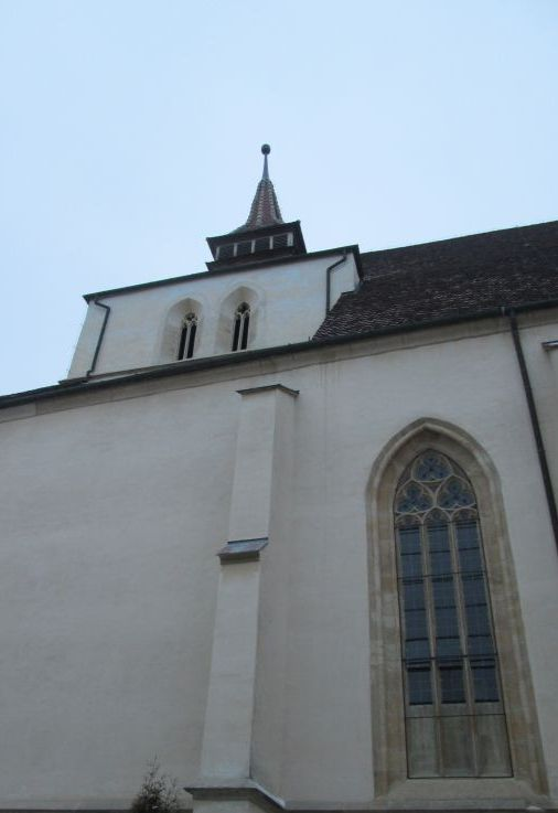 The Church on the Hill