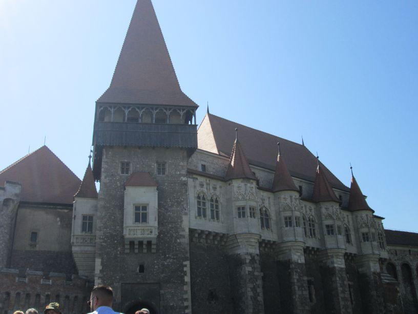 exploring Romania Corvin Castle
