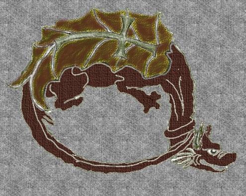 Dragon order insignia