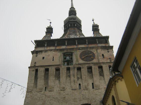 Sighisoara - the Clock Tower - Turnul cu Ceas