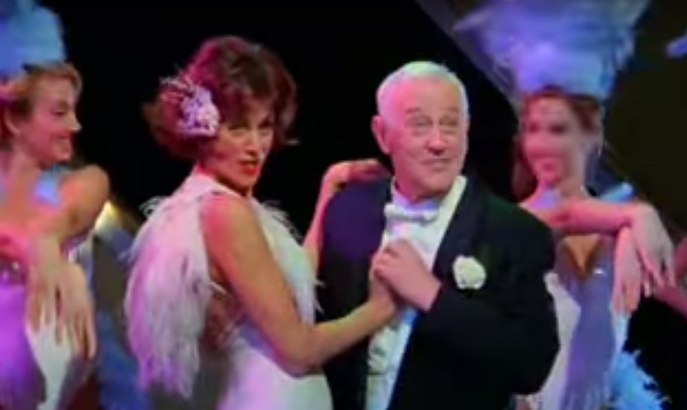 On the Sunny Side of the Street, Marty Crane and Ronee Lawrence (John Mahoney and Wendie Malick)