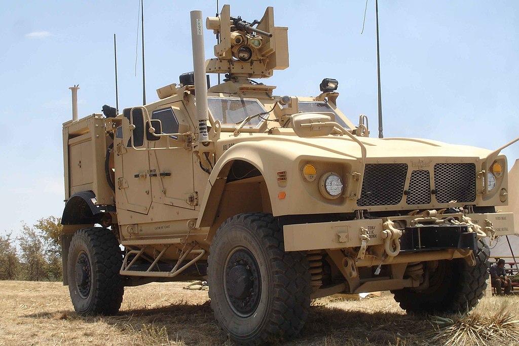 Oshkosh US Marines new vehicle - journey heroes Oshkosh vehicle