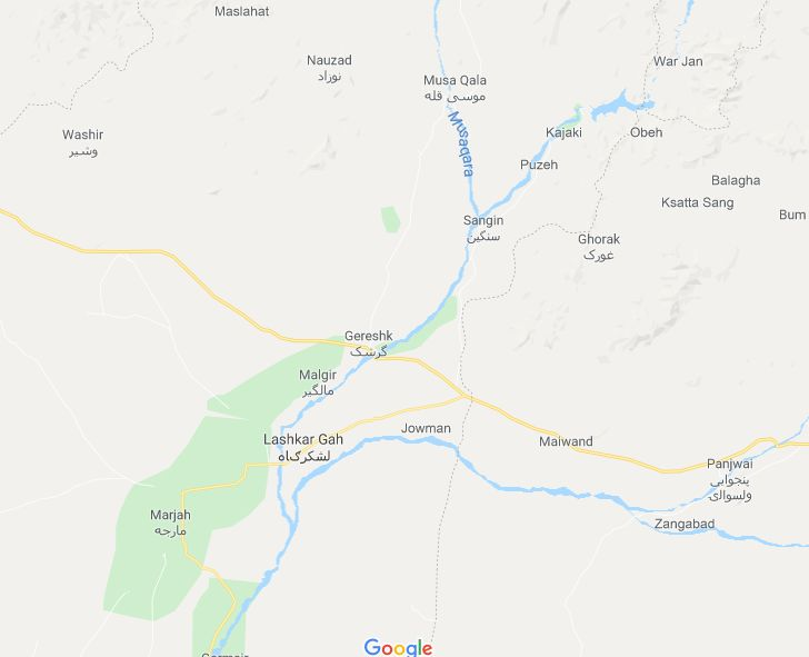 Rafik's journey - silent heroes afghan desert