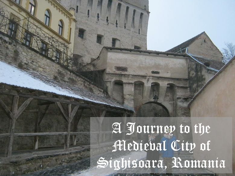 Winter Journey to Medieval Sighisoara, Romania
