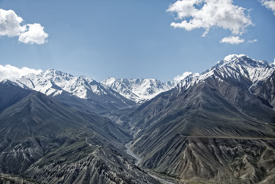 journey Hindu Kush mountains